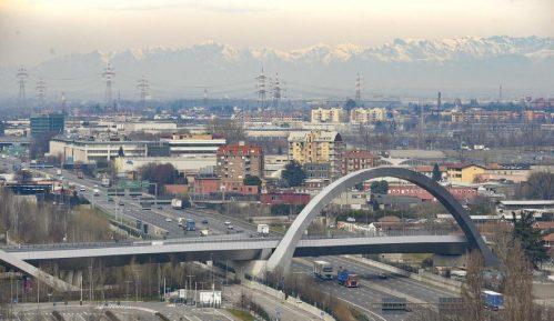 Smanjeno zagađenje vazduha na severu Italije 7