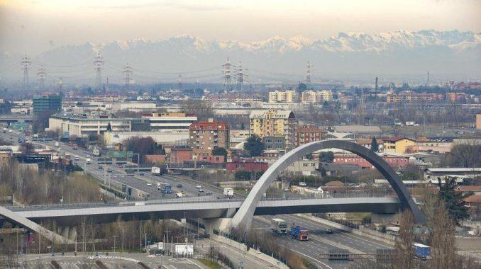 Smanjeno zagađenje vazduha na severu Italije 1