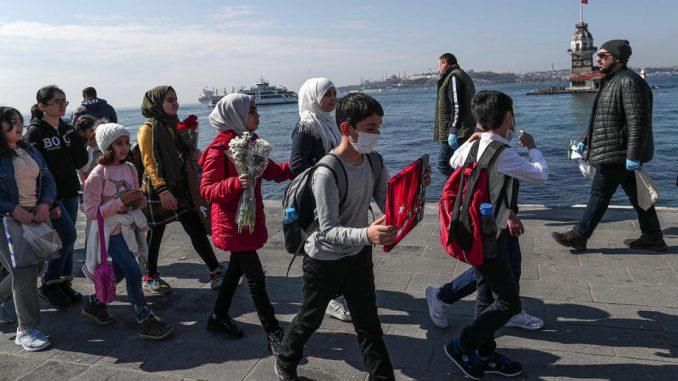 Turska: Deca ponovo na ulici 2