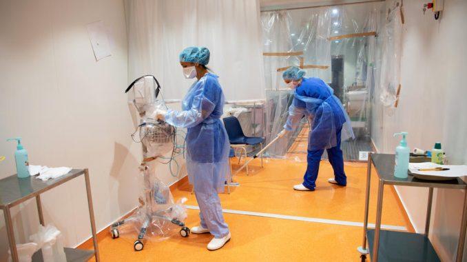 U Opštoj bolnici u Čačku 137 pacijenata sa korona virusom, 12 u teškom stanju 3