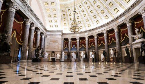 Otkazana sednica zbog mogućeg upada u zgradu Kongresa 5