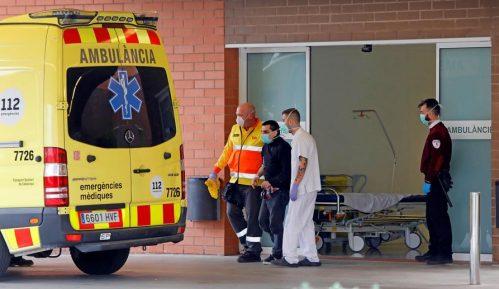 U Španiji broj mrtvih od korona virusa u padu drugi dan zaredom 7