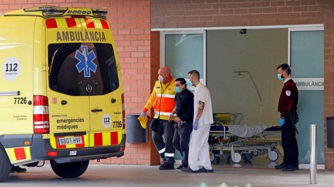 U Španiji 812 ljudi umrlo od korone za 24 časa, ukupno 7.340 2