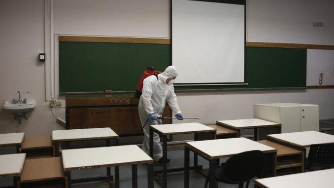 Grčki nastavnici obustavili onlajn časove zbog plana vlade da otvori škole 3