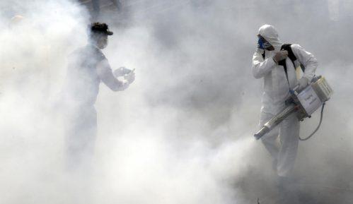 Dnevni broj novozaraženih od korona virusa u Iranu ponovo prešao hiljadu 8