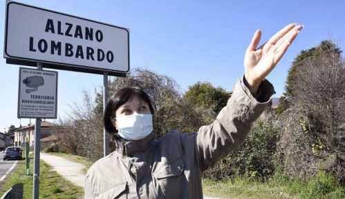 Italija pojačava restrikcije posle rekordnog broja novih slučajeva zaraze 10