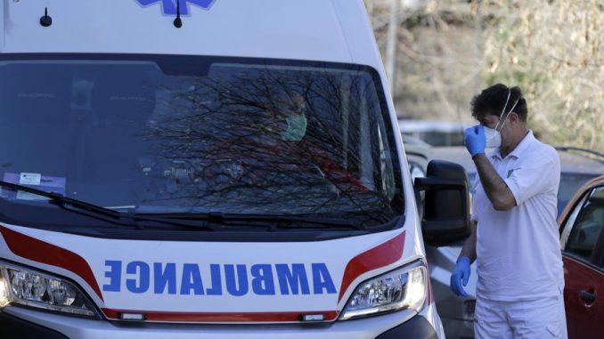 Niš: Broj hospitalizovanih povećan na osam, jedan pacijent u teškom stanju 4
