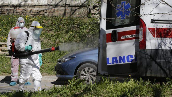 U Srbiji 160 novoobolelih i još pet preminulih, ukupno 1.060 zaraženih i 28 umrlih 3