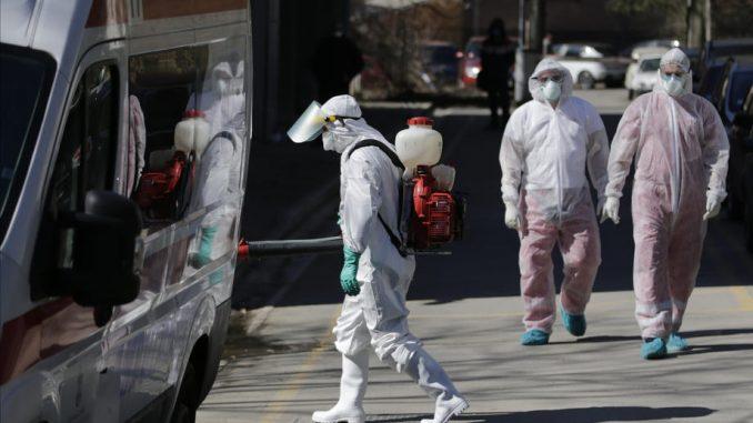 Niš: Epidemiološka situacija teška, 300 građana pod nadzorom, 40 obolelo 1