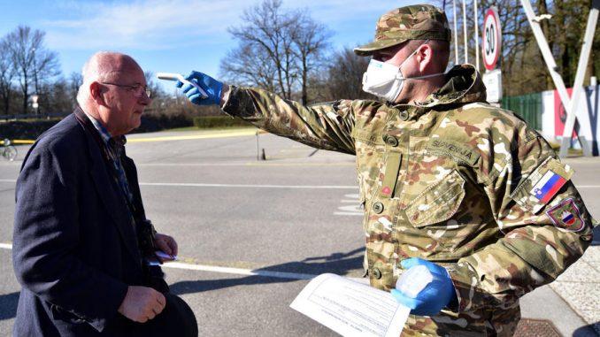 Slovenija prva u Evropi proglasila kraj epidemije korona virusa 1
