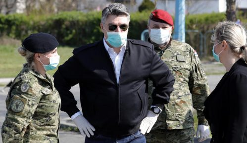 Hrvatska: Udruženje bolničkih lekara tvrdi da je zdravstveni sistem slomljen 14