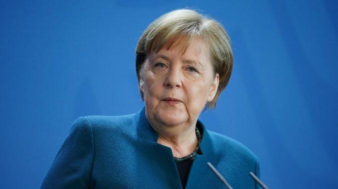 Merkel primila prvu dozu AstraZenekine vakcine 1