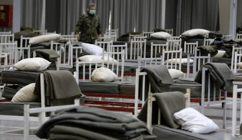 Vojska Srbije završava rasformiranje privremene bolnice na Beogradskom sajmu 2