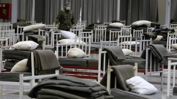 Deo pacijenata  sa Sajma preti štrajkom glađu   1