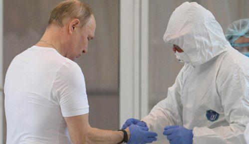 Putinov test na korona virus negativan, lekar s kojim je bio inficiran 1