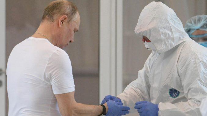 Oboleli lekar bio u kontaktu s Putinom 3