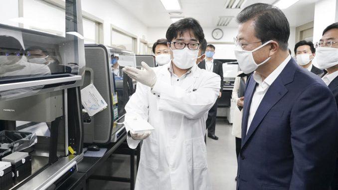 Južna Koreja: Besplatna vakcina za sve građane 1