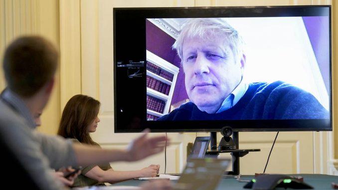 Britanski premijer Džonson u karantinu, ali se dobro oseća 4