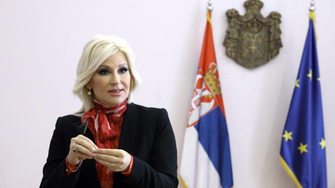 Mihajlović: Tokom pandemije povećano nasilje nad ženama u svetu i do 30 odsto 4