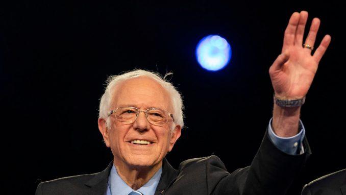 Berni Sanders: Stari kandidat mladih 1