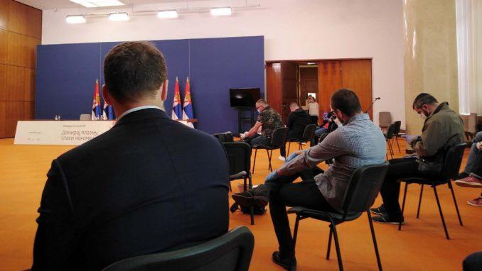 Stanje u Srbiji nebitno režimskim medijima, napadali nezavisne 2