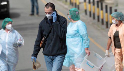 Hitna sednica Štaba za vanredne situacije zbog novih slučajeva korona virusa u Vranju 9