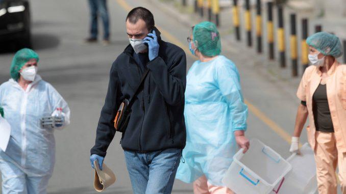 U čačanskoj bolnici devet pacijenata u teškom stanju zbog korona virusa, pet na respiratorima 2