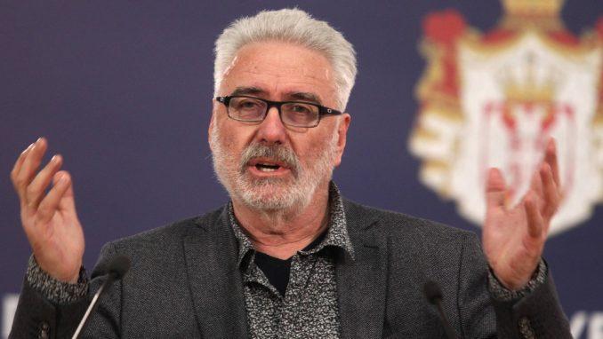 Ujedinjeni protiv kovida podneli krivičnu prijavu protiv Branimira Nestorovića 1