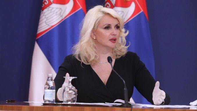 Kisić Tepavčević: Treba nositi masku na biračkom mestu, rukavice nemaju toliki značaj 1