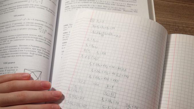 Onlajn takmičenje iz matematike za učenike osnovnih škola 2