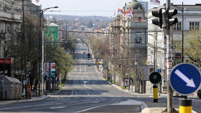 Beogradski centar za ljudska prava: Tužba zbog vanrednog stanja 1