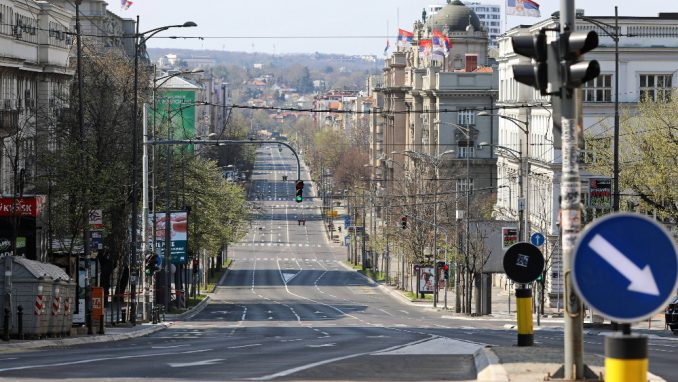 Beogradski centar za ljudska prava: Tužba zbog vanrednog stanja 3