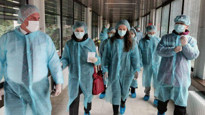 Kako lokalni portali izveštavaju o krizi u ćuprijskoj bolnici? 4