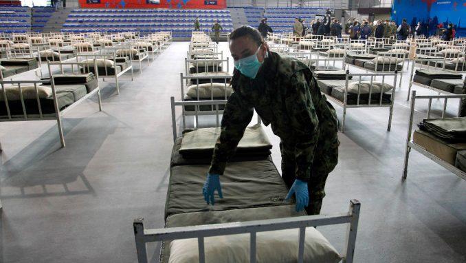 Kovid bolnica u Čairu ubrzano se puni pacijentima iz Beograda 5