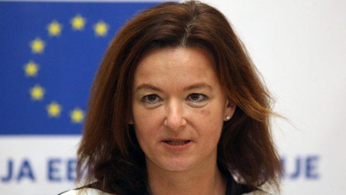 Antić sa Tanjom Fajon o progonu Vojnog sindikata Srbije 2
