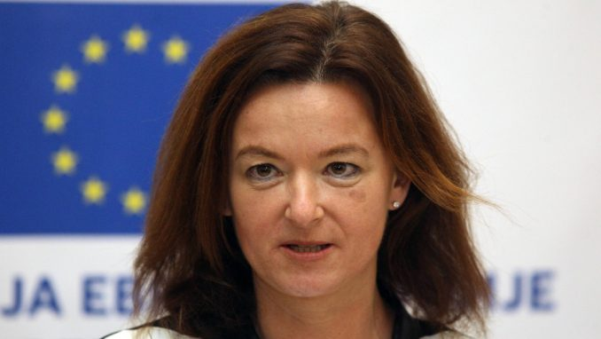 Antić sa Tanjom Fajon o progonu Vojnog sindikata Srbije 1
