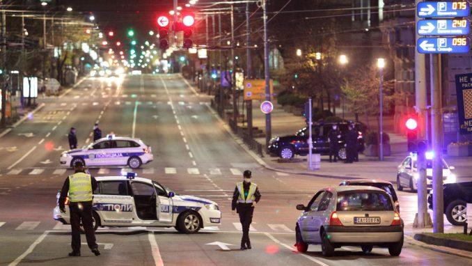 Policijski čas od petka u 17 do utorka u 5 sati, uvodi se šetnja za penzionere 1