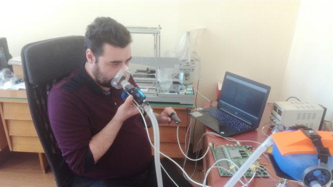 Na Mašinskom fakultetu u Beogradu razvijaju prototip respiratora 2