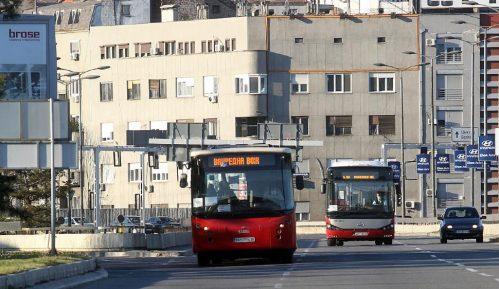 Počinje rad klima uređaja u javnom prevozu 5
