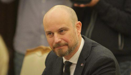 Bilčik osudio nasilje na protestu u Beogradu 5
