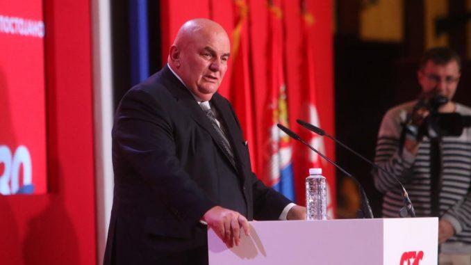 Marković: Nije nam rečeno da li će u Vladi biti ministara iz koalicije SPS-JS 1