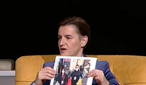 Premijerka pokazivanjem slike dece unizila Vladu 2