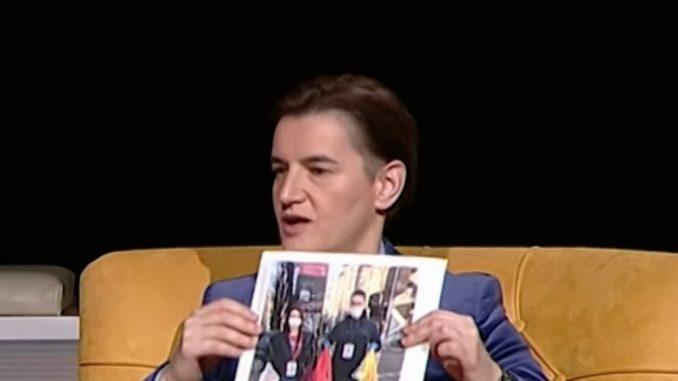 Premijerka pokazivanjem slike dece unizila Vladu 1
