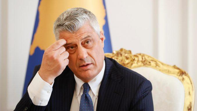 Tači poručio Lajčaku da je uzajamno priznanje Kosovo Srbija jedini način za trajan mir 2