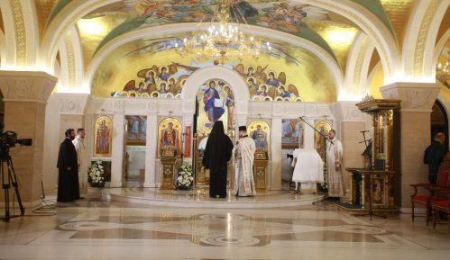 Oskrnavljena Crkva pokrova Presvete Bogorodice kod Obilića 1