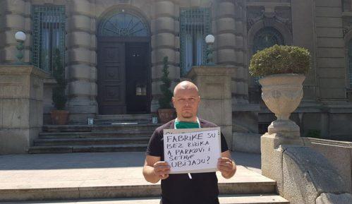 Niška opozicija: Saopštiti tačan broj zaraženih i umrlih 1
