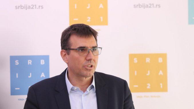 Marko Đurišić (UDS): U Srbiji ne postoje uslovi za fer i poštene izbore, ali ćemo izaći na njih 2