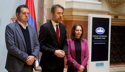 Poslanici DJB poslali dopunu izveštaja Savetu Evrope 5