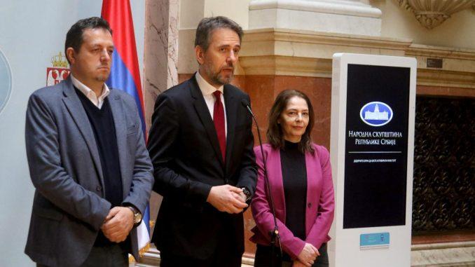 DJB: Radulović nije rekao da taj pokret izlazi na izbore, o tome će se tek odlučivati 1