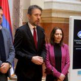DJB: Vlast beži iz Skupštine, konstitutivna sednica u Sava centru 6
